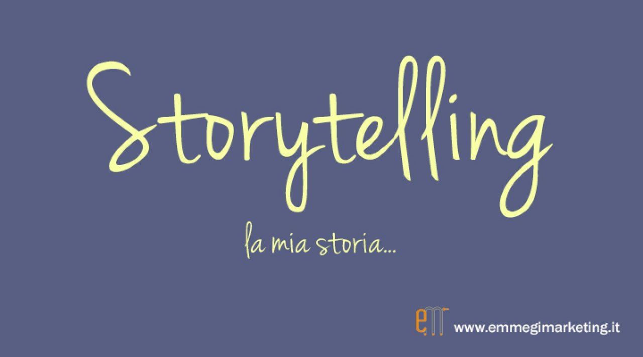 storytelling emmegi marketing