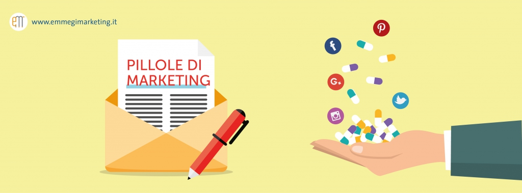 newsletter pillole di marketing