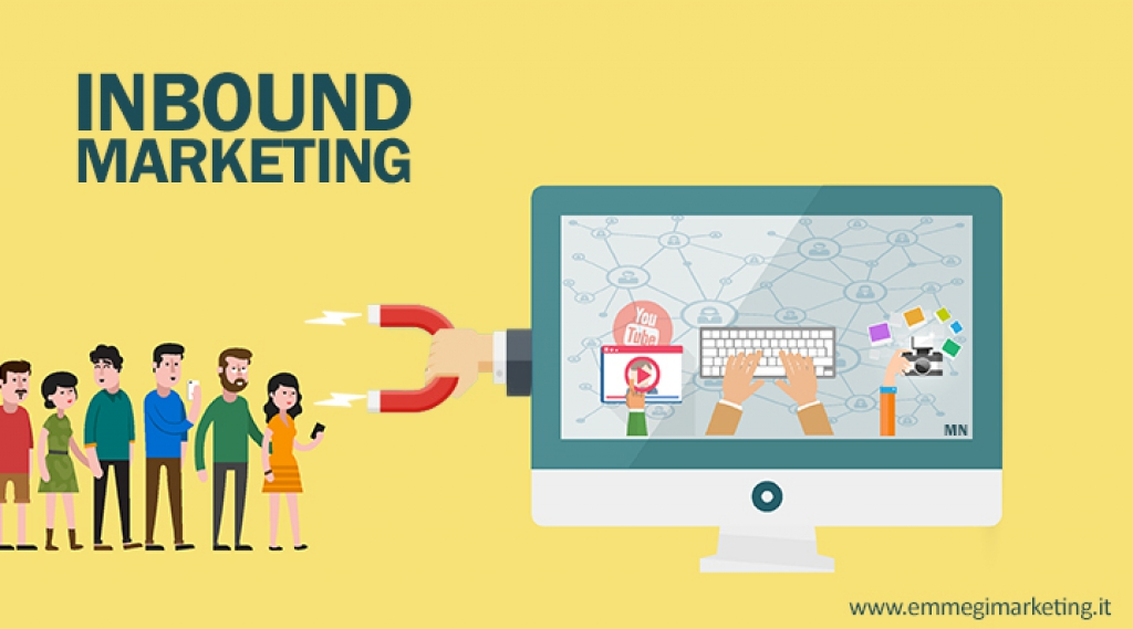 Inbound Marketing : valore per i clienti e business per l'impresa